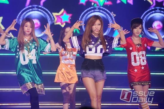 T-ARA N4 5月30日『ショー!チャンピオン』ライブ画像まとめ
