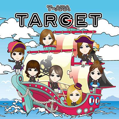 T-ARA 7thシングル『Target』MVフルVer.動画