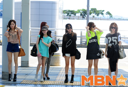 13年9月3日T-ARA仁川国際空港出国時の画像まとめ