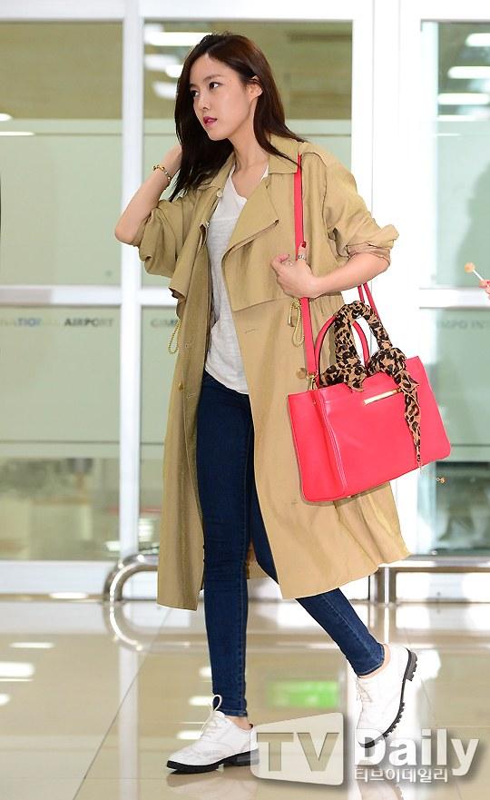 T-ARA金浦空港入国時のファッション画像まとめ