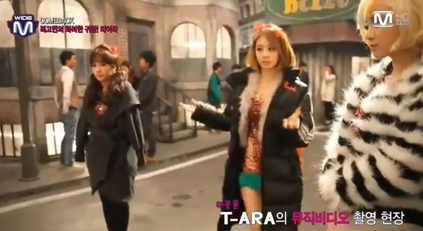 T-ARA12月5日Mカ『1977覚えてない』『2013私どうしよう』動画