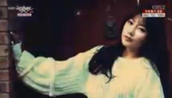 T-ARA13年12月6日『ミュージックバンク』私どうしようライブ動画