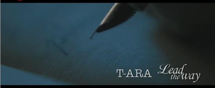 T-ARA9thシングル『Lead The Way』MV動画
