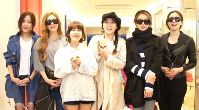 T-ARAファッションブランド『DPG!』青山店来店コメント動画