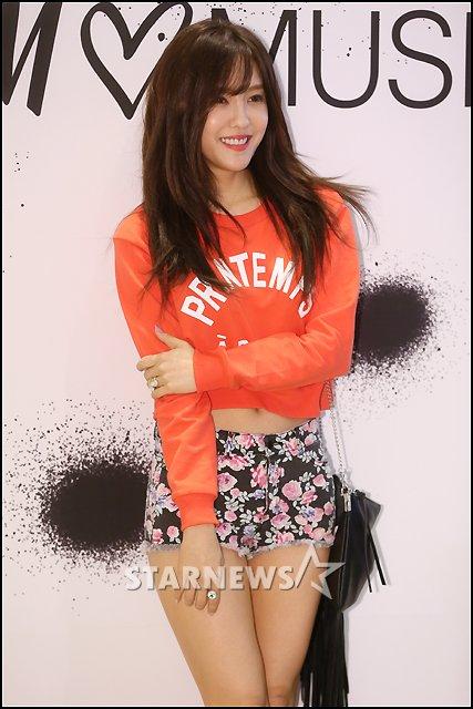 T-ARAヒョミン4月3日『H&Mコレクションパーティー』関連画像