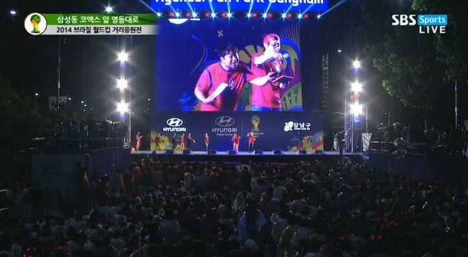 T-ARA14年6月23日ライブ動画【RolyPoly・LoveyDovey・NUMBERNINE】
