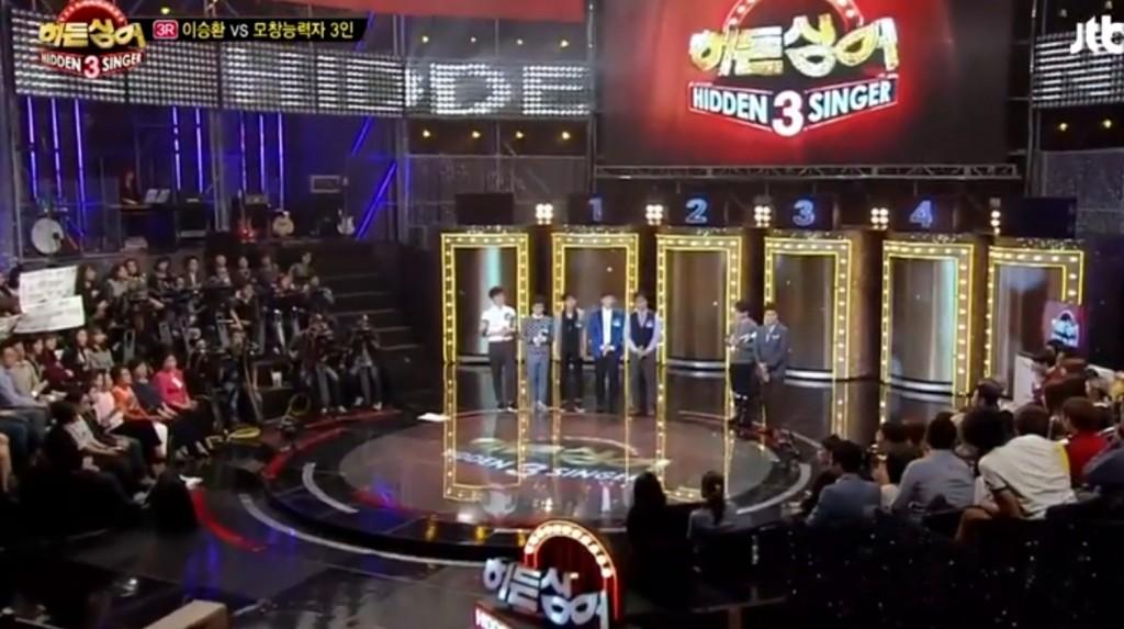 T-ARAソヨン14年10月25日「隠れた歌手3」出演動画