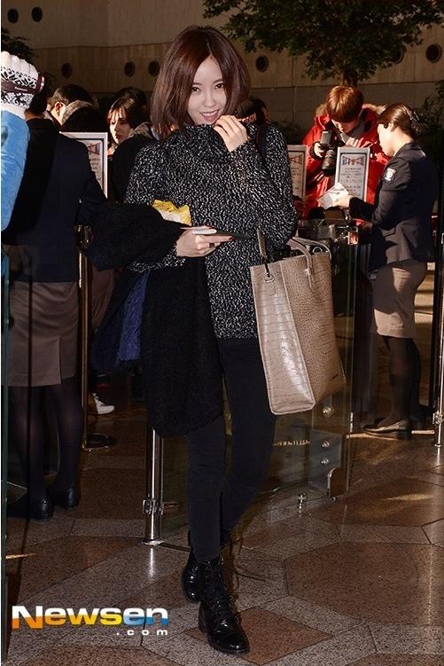 T-ARA14年12月26日『金浦空港』出国時の画像まとめ