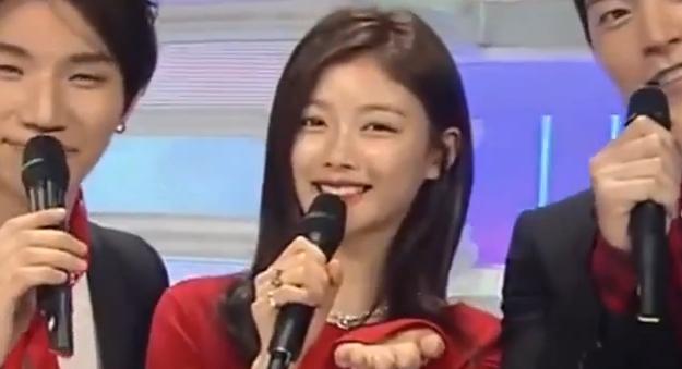 T-ARAウンジョン(ELSIE)15年5月12日SBS「THE SHOW」I'm Goodライブ動画