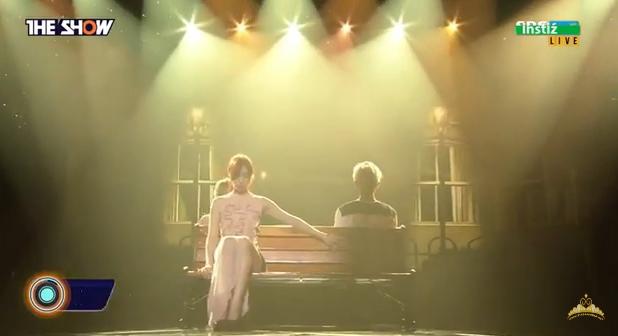 T-ARAウンジョン15年5月19日『THE SHOW』I'M GOODライブ動画