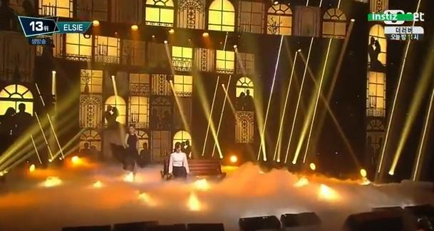 T-ARAウンジョン(Elsie)15年5月21日『Mカウントダウン』I'M GOODライブ動画