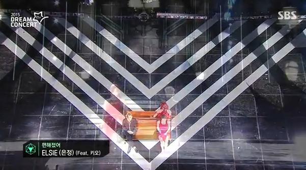 T-ARA&ウンジョン(Elsie)5月31日『ドリームコンサート2015』ライブ動画まとめ