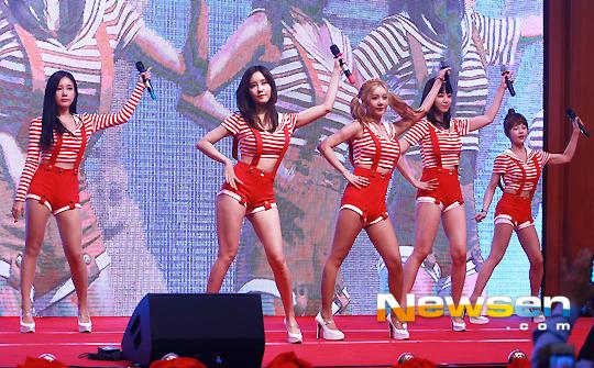 T-ARA15年11月24日『韓国チャンネル公式出帆式』画像まとめ