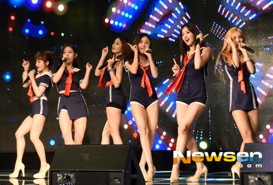 T-ARA15年11月26日『2015韓流中心アワード』ライブ動画・画像まとめ